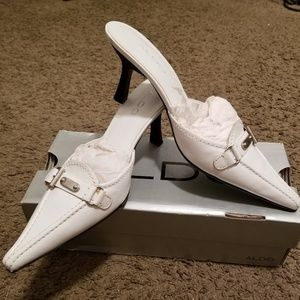 White Aldo Shoes